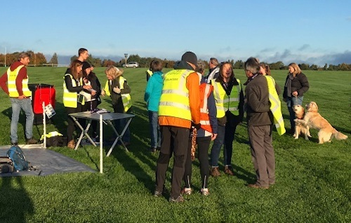 Marlborough Common parkrun Volunteers
