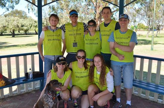 Maylands Peninsula parkrun Volunteers