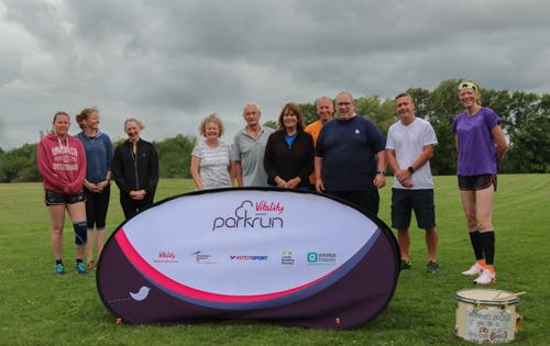 Melksham parkrun Volunteers