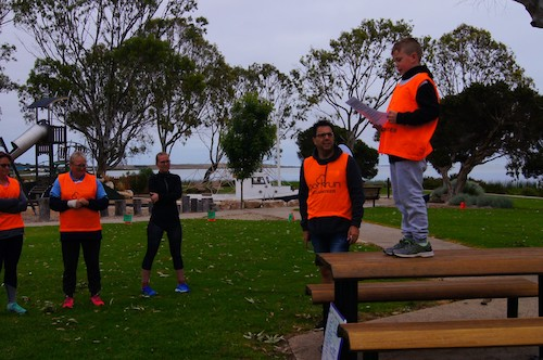 Meningie parkrun Volunteers