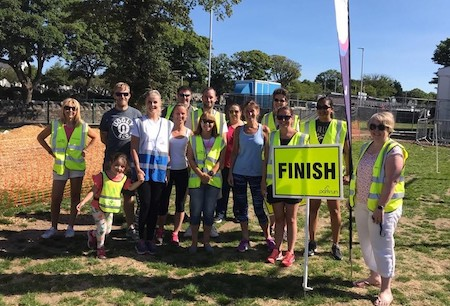 Nobles parkrun Volunteers
