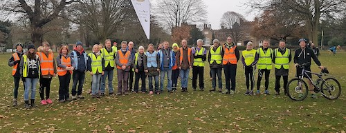 Nonsuch parkrun Volunteers