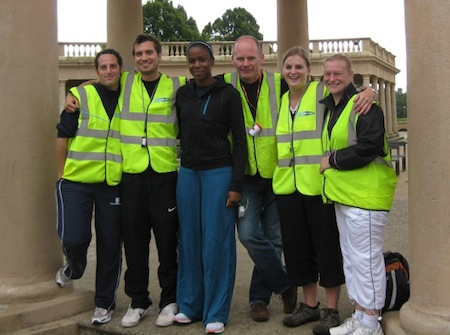 Norwich parkrun Volunteers