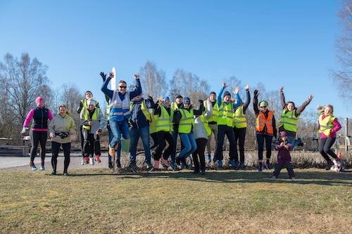 Örebro parkrun Volunteers