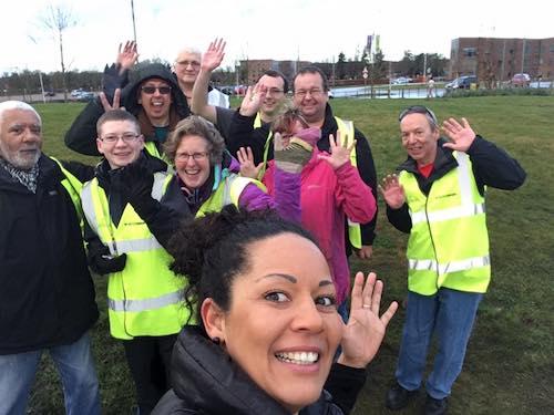 Ormskirk parkrun Volunteers