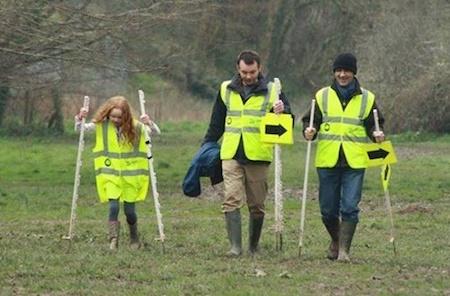 Plymvalley parkrun Volunteers
