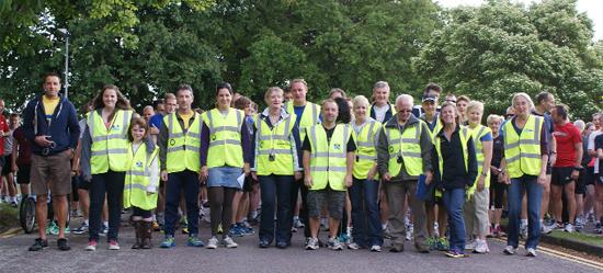 Poole parkrun Volunteers
