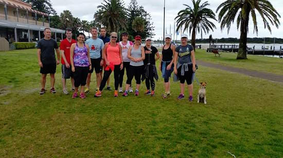 Port Macquarie parkrun Volunteers