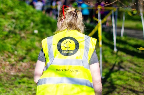 Portobello parkrun, Edinburgh Volunteers