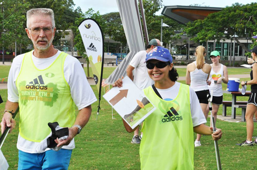 Riverway parkrun Volunteers