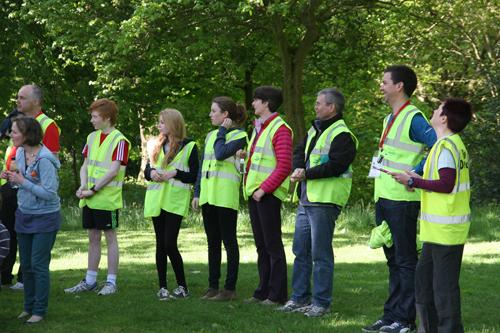 Roundhay parkrun Volunteers