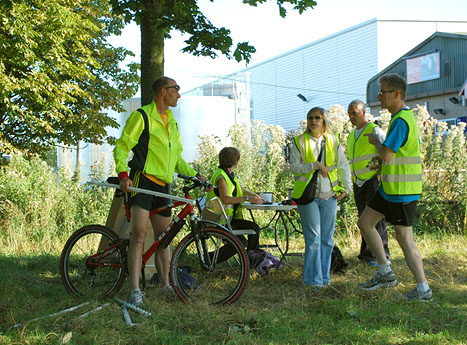 Roundshaw Downs parkrun Volunteers