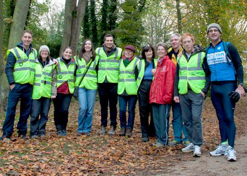 Sheringham parkrun Volunteers