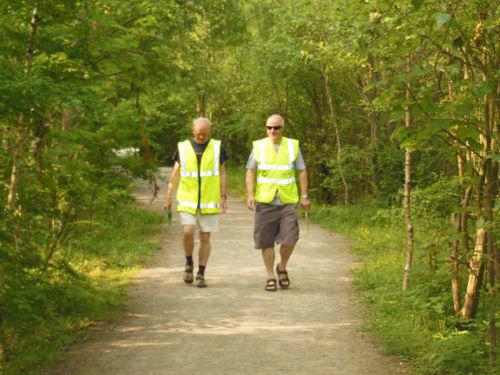 Shorne Woods parkrun Volunteers