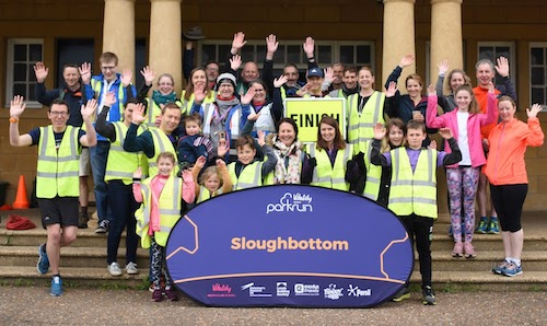 Sloughbottom parkrun Volunteers
