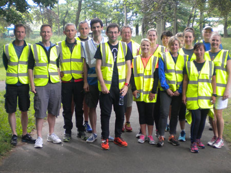 Southport parkrun Volunteers