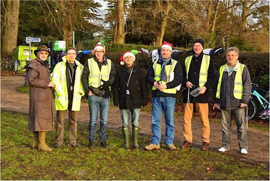 St Albans parkrun Volunteers