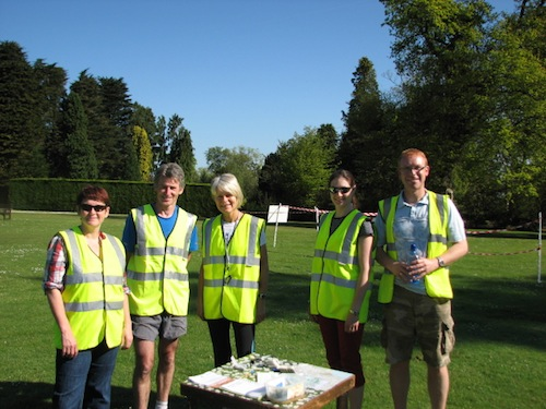 St Andrews parkrun Volunteers
