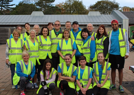 Stewart parkrun, Middlesbrough Volunteers