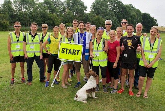 Stonehouse parkrun Volunteers