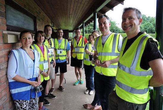 Stratford-upon-Avon parkrun Volunteers