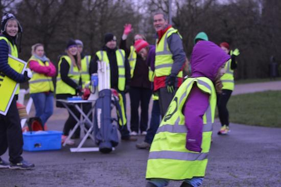 Telford parkrun Volunteers