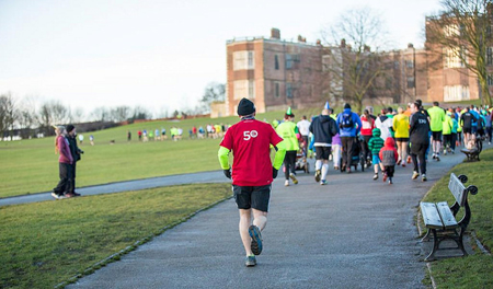 Temple Newsam parkrun