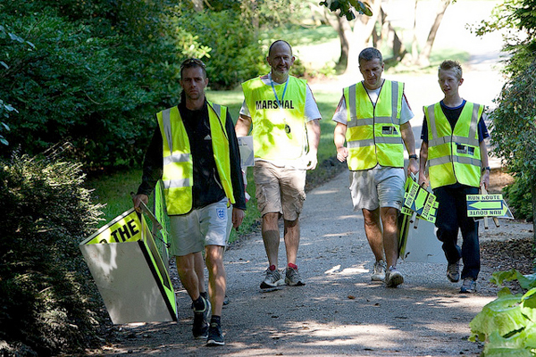 Tilgate parkrun Volunteers