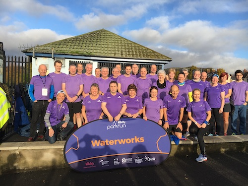Waterworks parkrun, Belfast Volunteers
