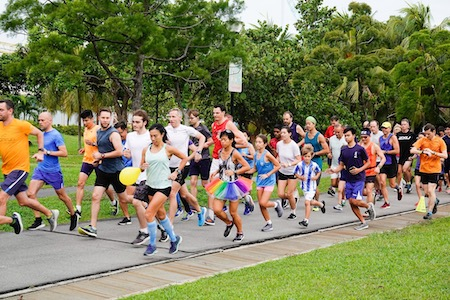 West Coast Park parkrun