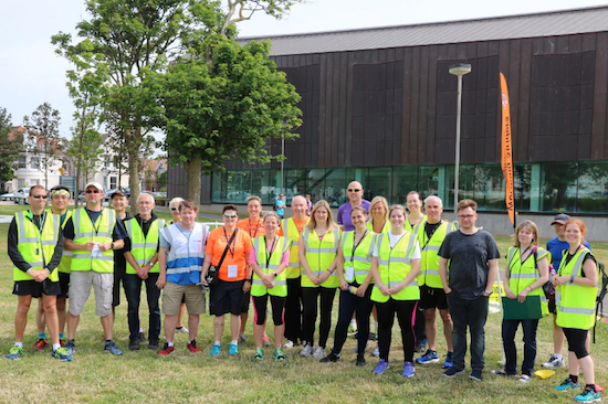 Worthing parkrun Volunteers