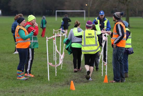 Wycombe Rye parkrun Volunteers
