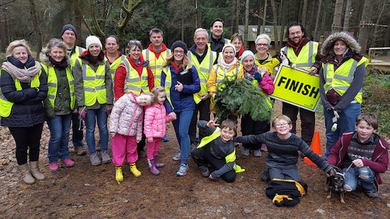 Wyre Forest parkrun Volunteers