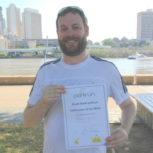 parkrunner of the week