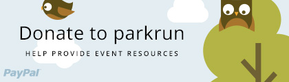 donate to parkrun Australia