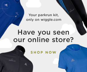 the parkrun store