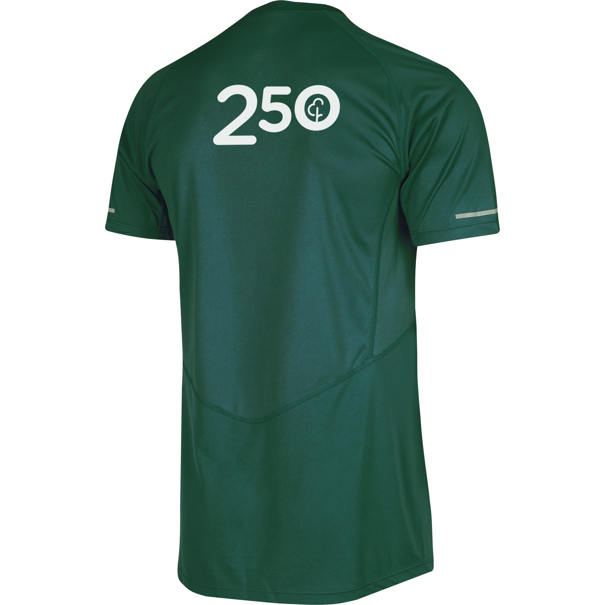 250 t-shirt back