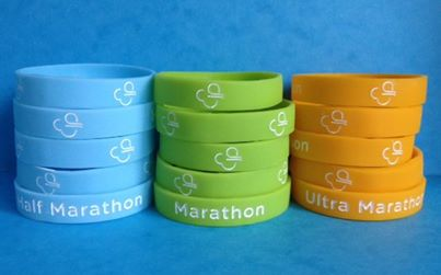 Photo: Introducing our 'milestone' wristbands which will be winging their way to local event teams soon...</p> <p>Whatdayareckon?