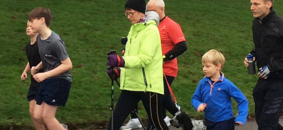 Gabi Boland Nordic Walking