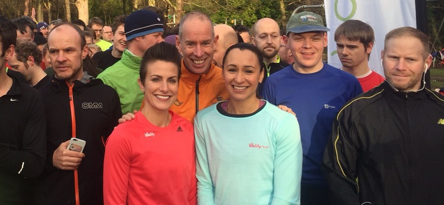 Jess Ennis-Hill and PSH Vitality launch