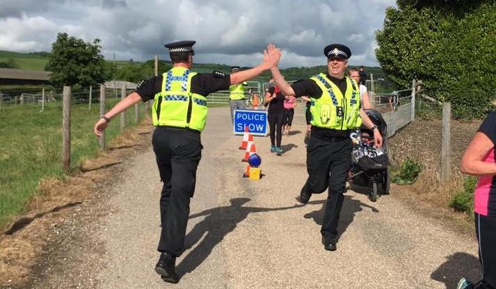 Blandford police