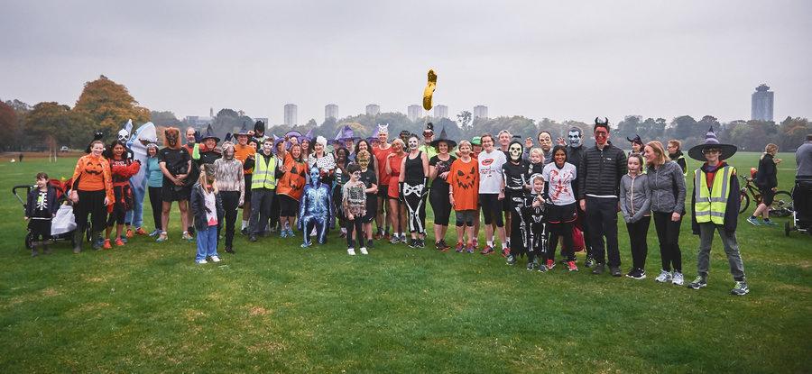Intersport Halloween group shot (1)