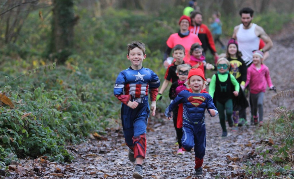 Forest Dean superheroes