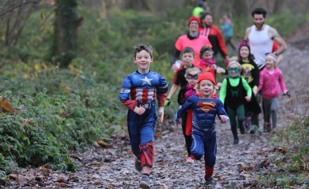 Forest Dean superheroes