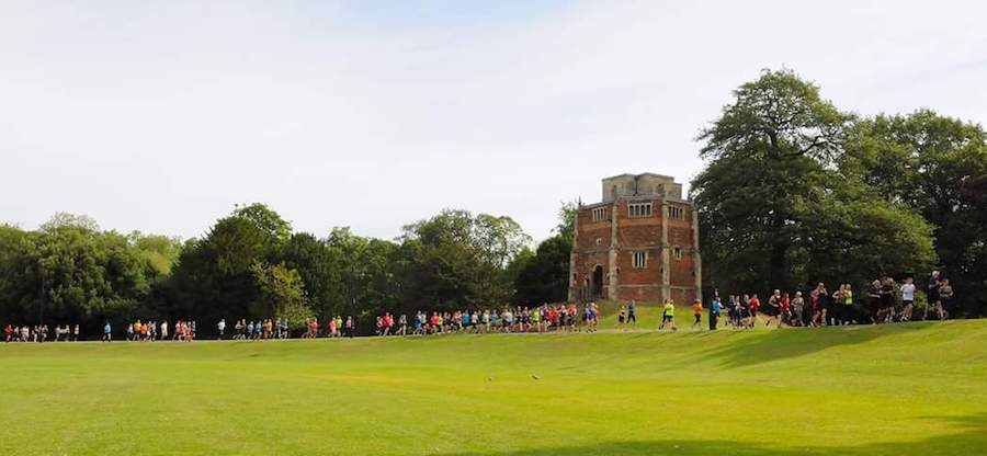 Cover picture King's Lynn parkrun - The Red Mount