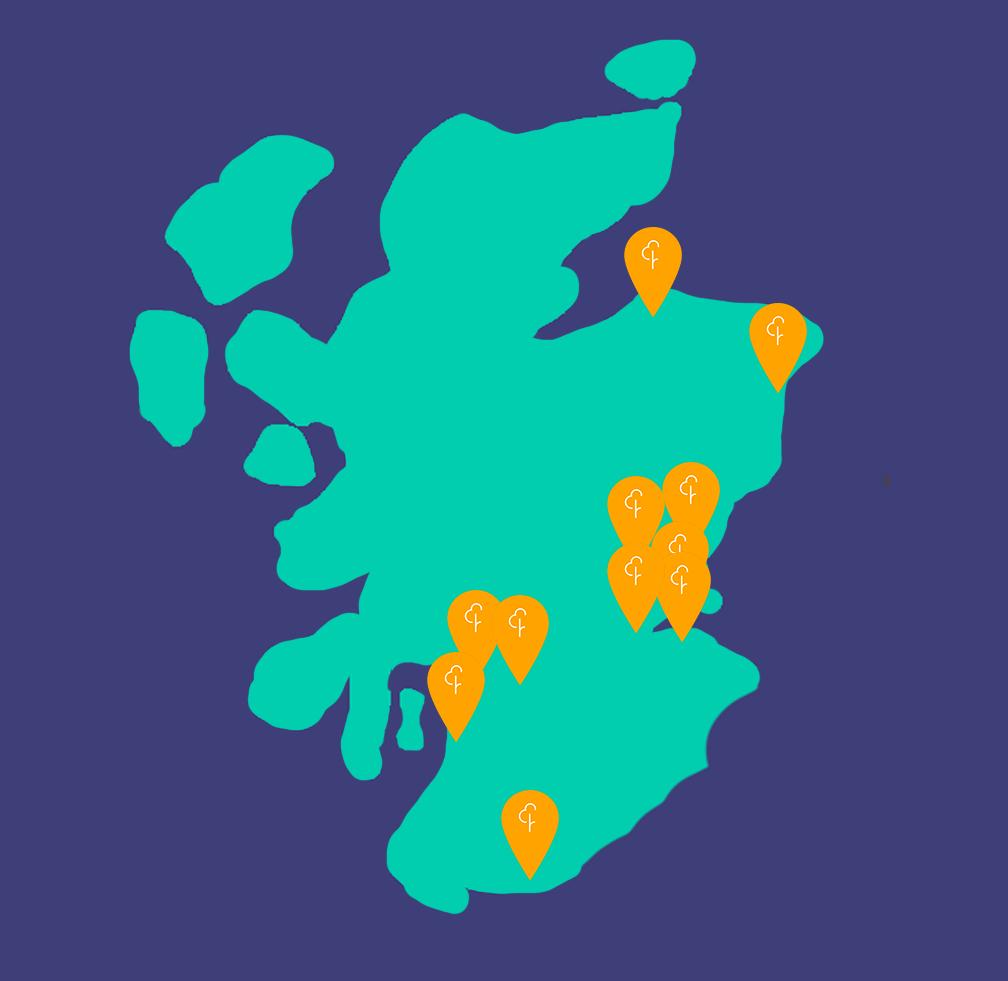 GLEN SCOTLAND