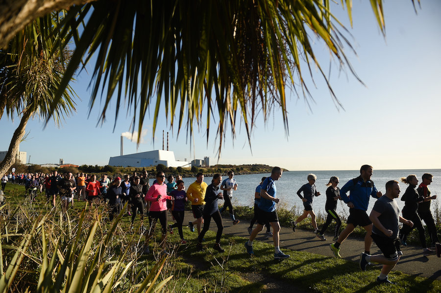 Vhi Special Event at Poolbeg parkrun