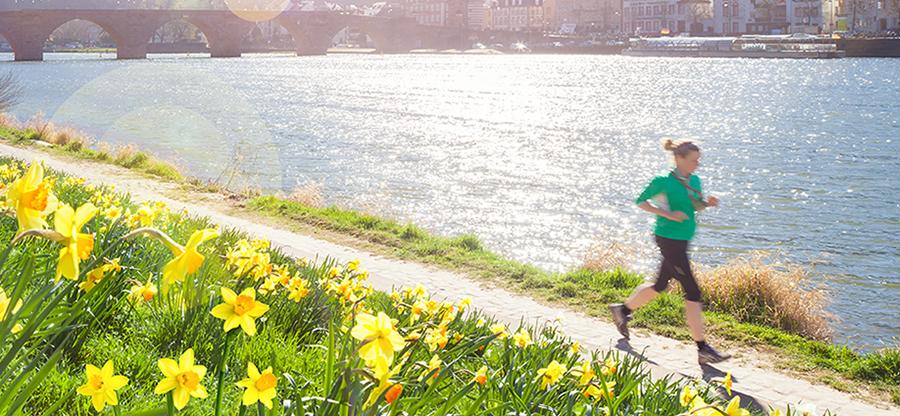 Parkrun blog Spring