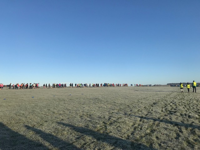 Marlborough frosty parkrun