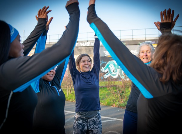AMiHS/Women's Running Magazine